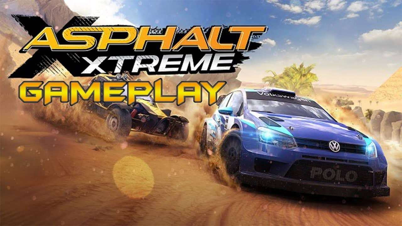 Asphalt Xtreme- Rally Racing - Top 10 Best Racing Game for Android Offline for FREE 2018