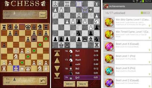 Chess Free - Top 10 Best Free Strategy Games for Android – 2018