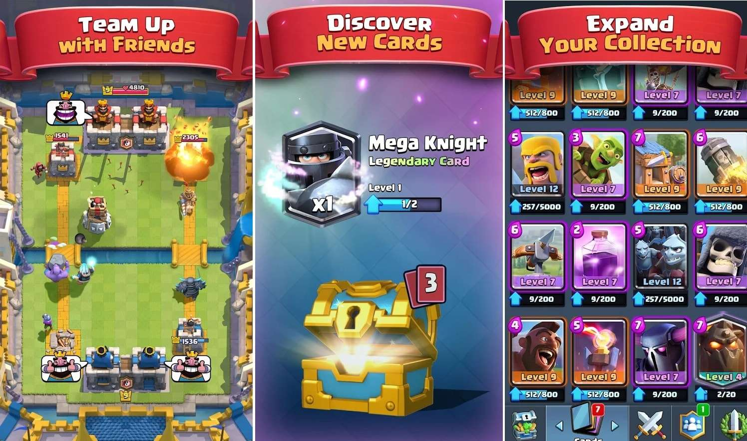 Clash Royale - Top 10 Best Free Strategy Games for Android – 2018
