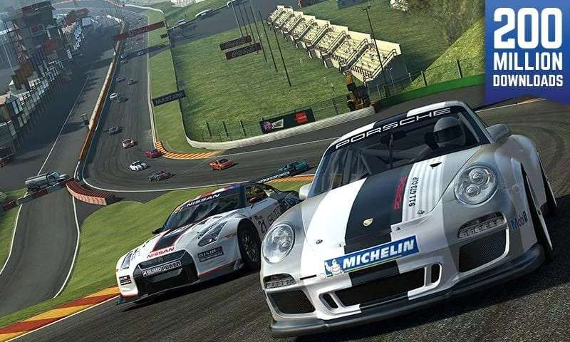Real Racing 3 - Top 10 Best Racing Game for Android Offline for FREE 2018