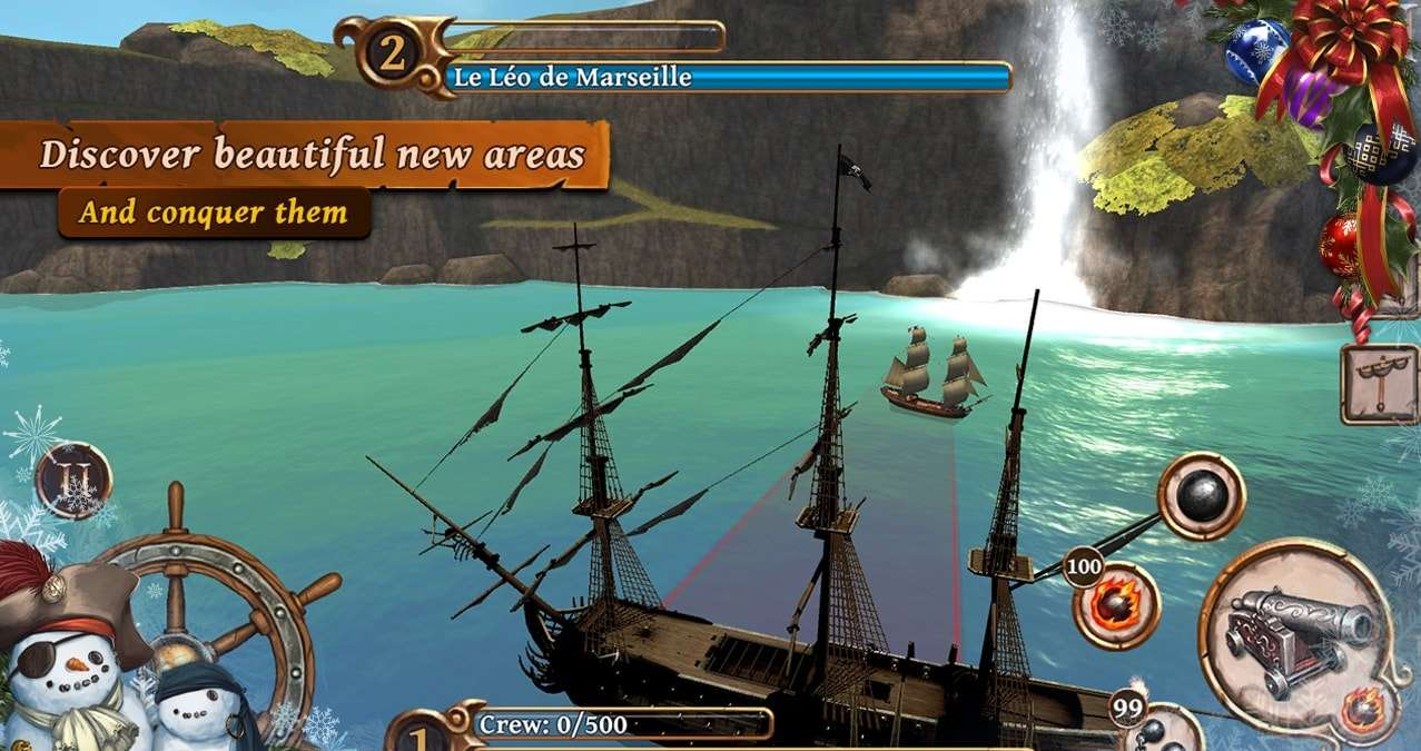 Ships of Battle Age of Pirates - Top 10 Best Free Strategy Games for Android – 2018