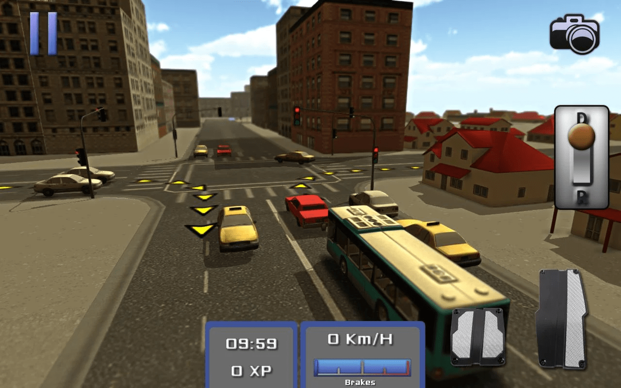 Bus Simulator 3D - Best Driving Simulation Games For Android 2018