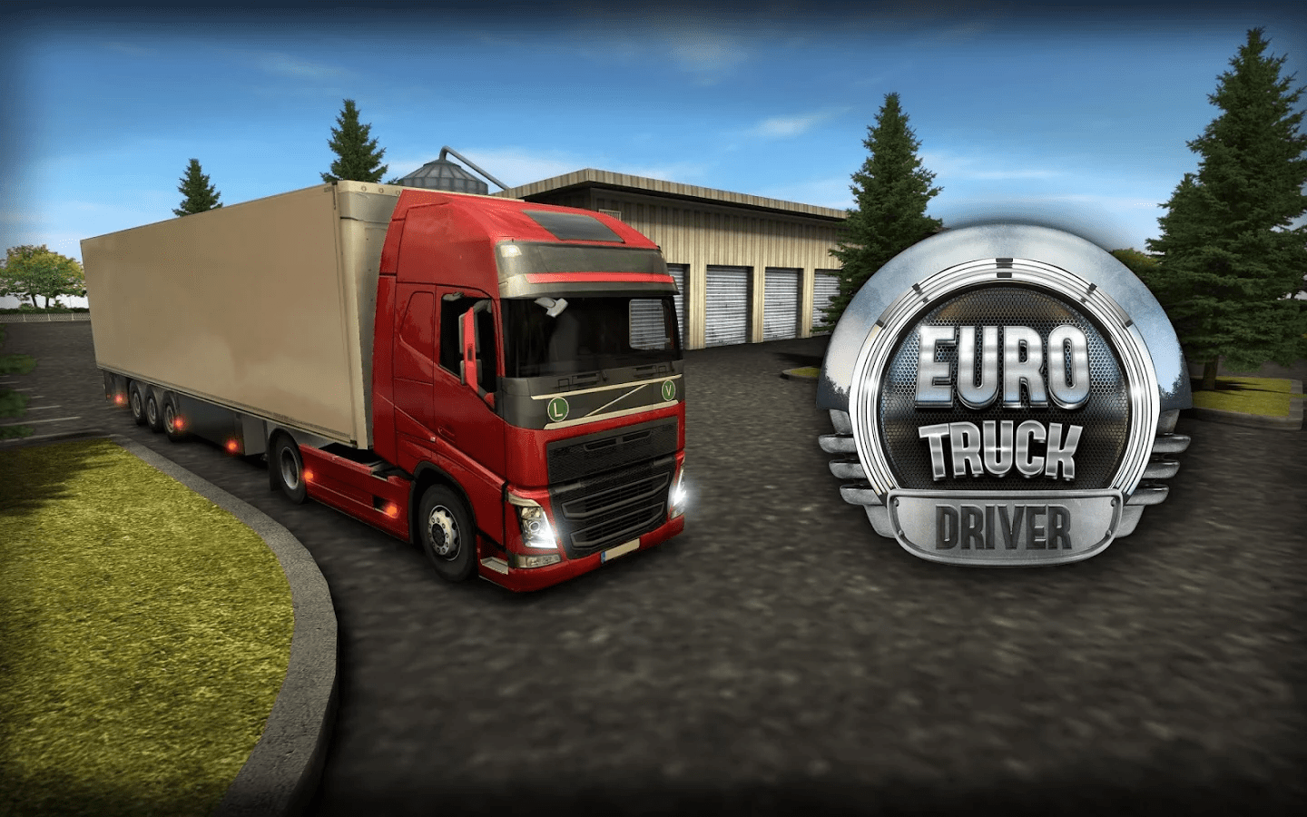 Euro Truck Driver (Simulator) - Best Driving Simulation Games For Android 2018
