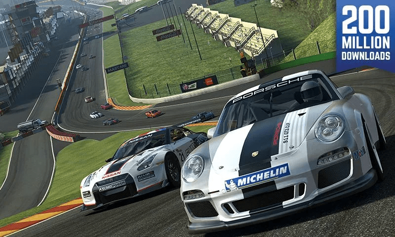 Real Racing 3 - Best Driving Simulation Games For Android 2018