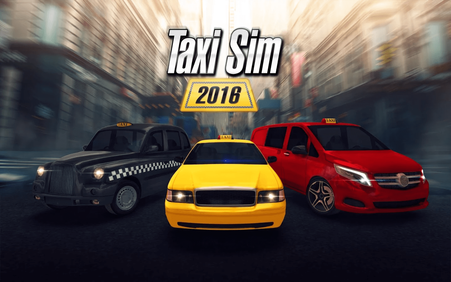 Taxi Sim 2016 - Best Driving Simulation Games For Android 2018