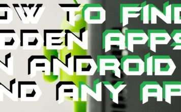 How to Find Hidden Apps on Android - Find Any App
