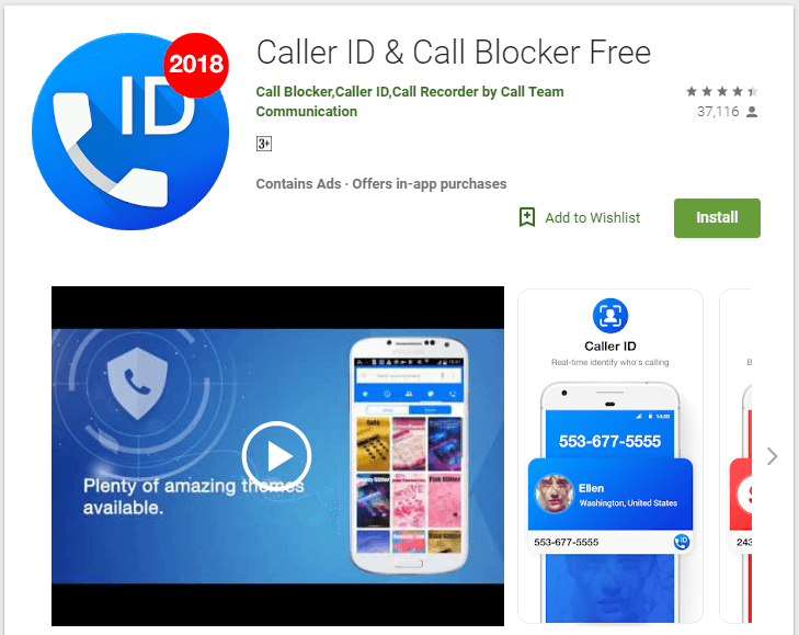 How to Block a Number on Android – Top 5 Methods 2018 -Method 3 – Using Caller ID & Call Blocker App