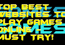 Top Best Websites to Play Games Online - Must Try!