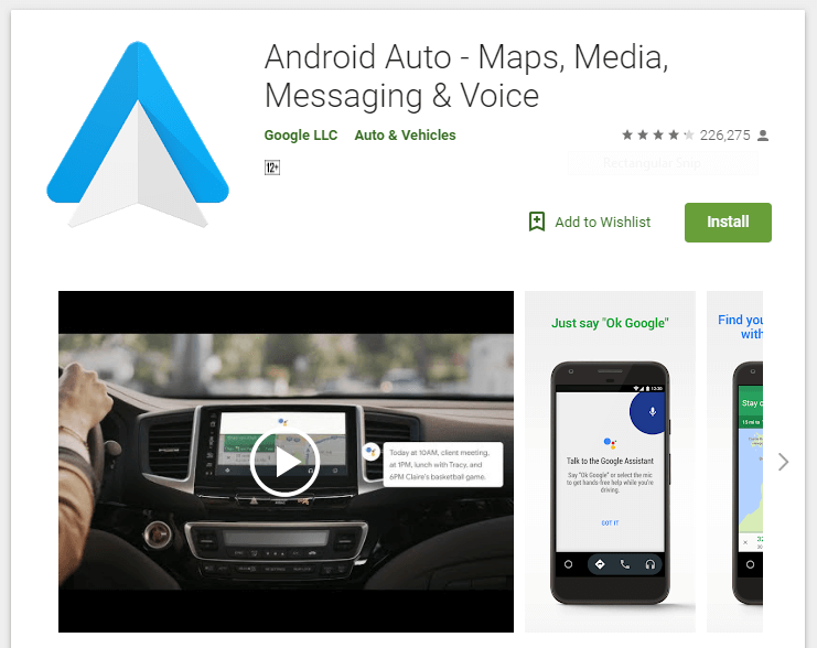 What is Android Auto and How to Use Android Auto – 2018