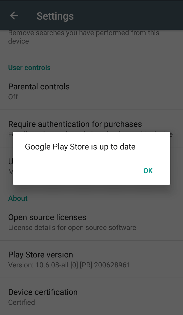 How to Update Google Play Store on Android Device – Using Google Play Store App