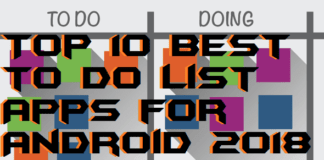 Top 10 Best to do list Apps for Android 2018