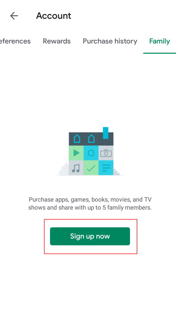Signup-to-Add-Family-Members-How-to-Get-Google-Play-Pass-in-Any-Country