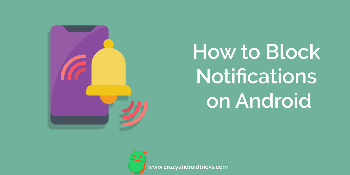 How to Block Notifications on Android